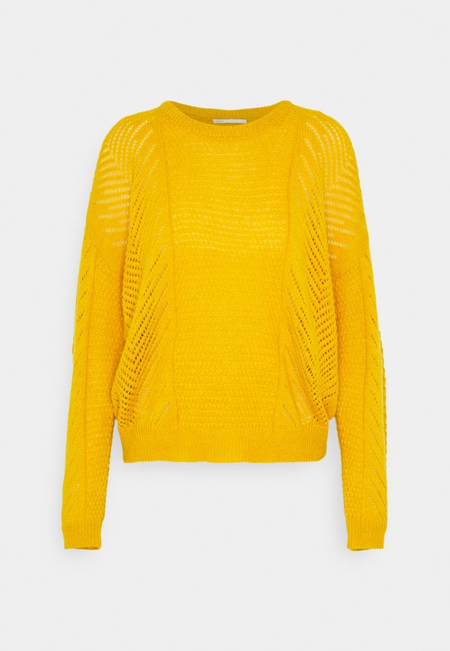 ONLFELICE - Strickpullover - golden yellow