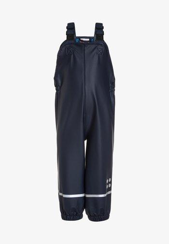 DUPLO POWER  - Rain trousers - dark navy