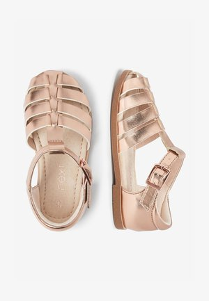 LILAC ENCLOSED SANDALS (YOUNGER) - Sandály - gold