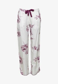 Cyberjammies - Pyjamahousut/-shortsit - burgundy floral - 3