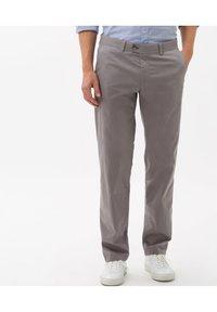 BRAX - STYLE JIM S - CHINO - Trousers - grey - 0