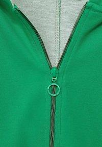 Cecil - Zip-up hoodie - grün - 4