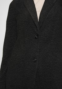 Vero Moda - Halflange jas - dark grey melange - 5