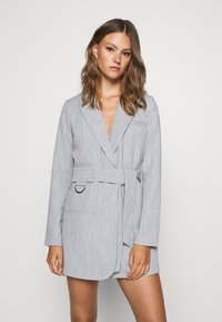 4th & Reckless - RUBY BLAZER DRESS - Robe chemise - grey - 0