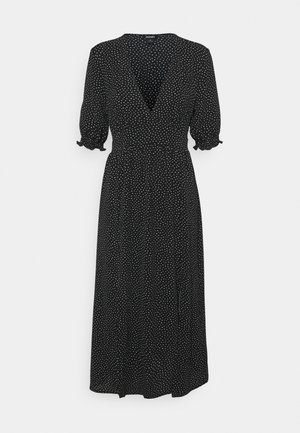 REESE DRESS - Day dress - black/off white