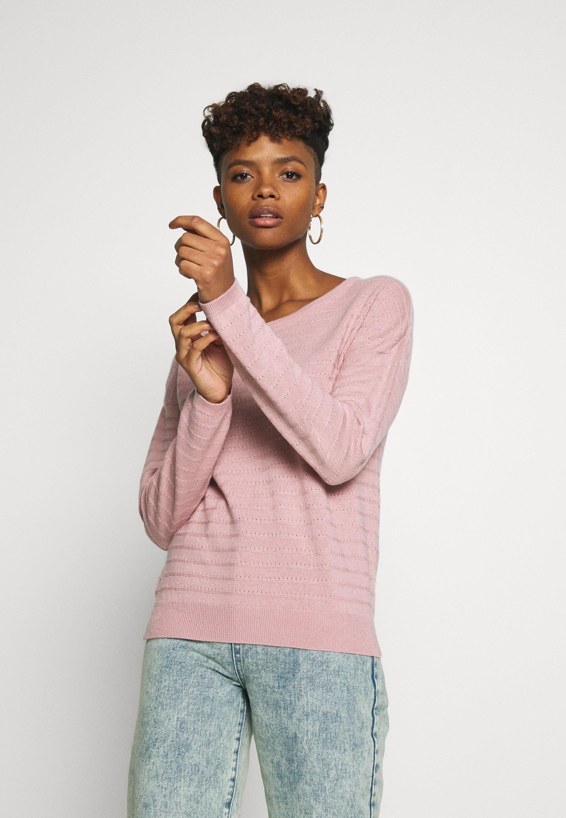 Femme JDYGADOT L/S  - Pullover