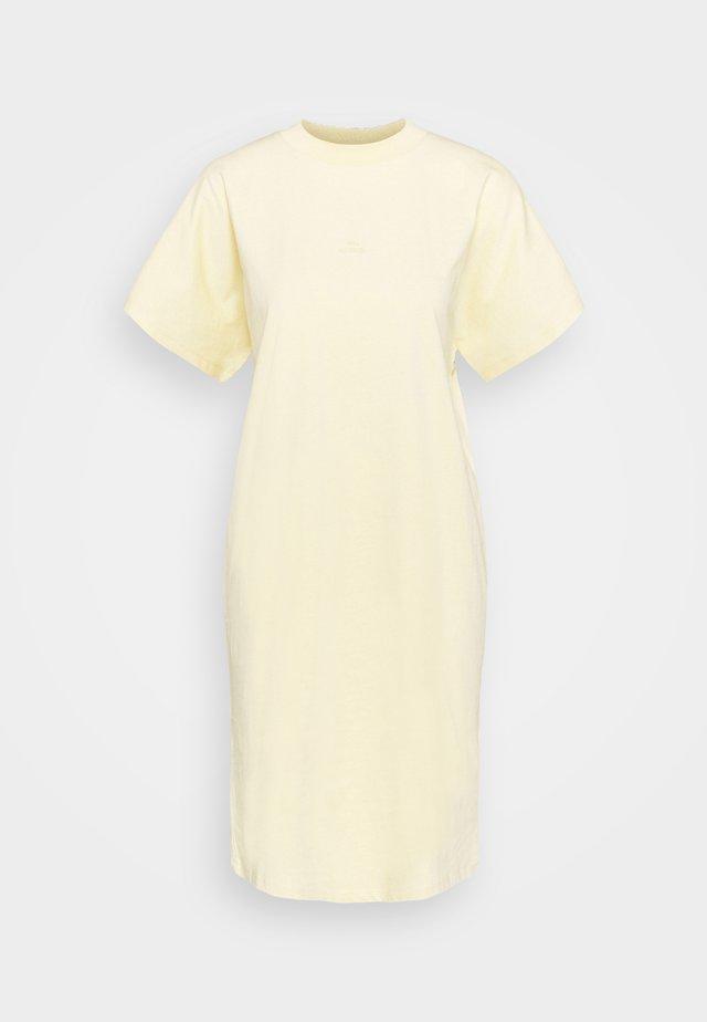 BROOKLYN DRESS - Blousejurk - banana