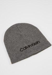 Calvin Klein - CLASSIC BEANIE - Bonnet - grey - 3