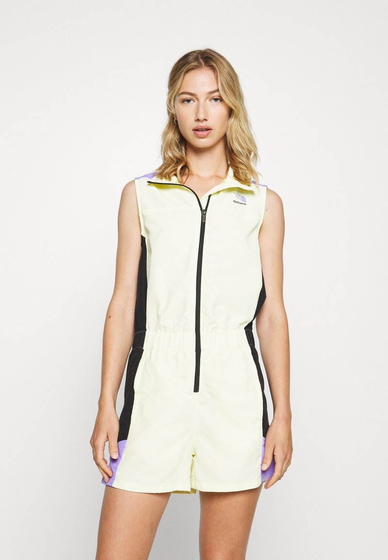 The North Face - EXTREME  - Jumpsuit - tender yellow combo