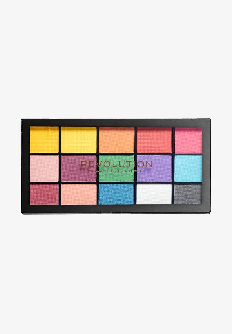 Make up Revolution - EYESHADOW PALETTE RELOADED - Ögonskuggepalett - marvellous mattes