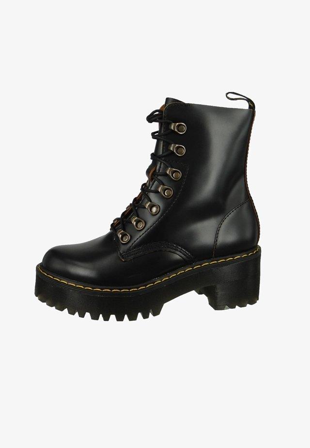 LEONA  - Veterboots - black