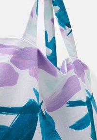 STUDIO ID - PRINT BAG UNISEX - Tote bag - multicoloured/blue/purple - 5