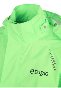 ZIGZAG - OPHIR  - Waterproof jacket - hellgrün - 2