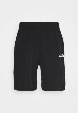 BERMUDA EASY TENNIS - Short de sport - black