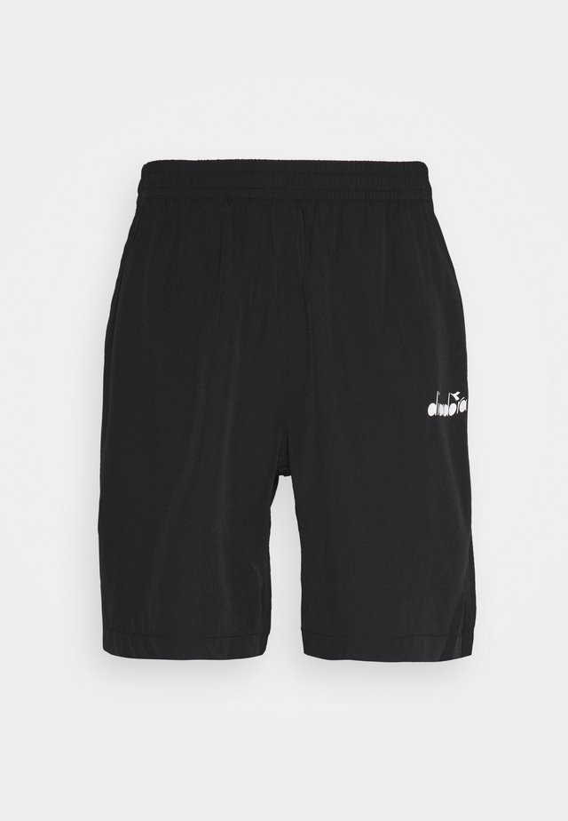 BERMUDA EASY TENNIS - Sports shorts - black