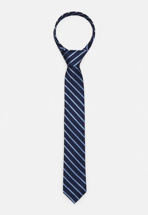 CHARLES STRIPE - Corbata - new navy