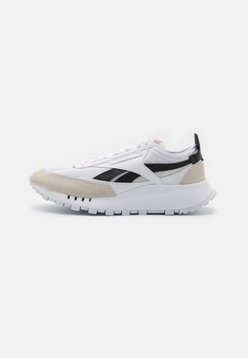 LEGACY UNISEX - Sneakers - white/black