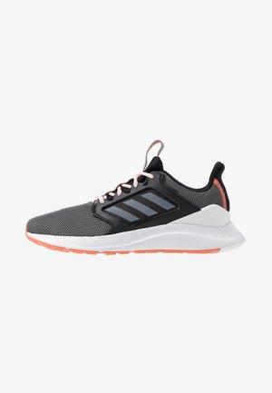 ENERGYFALCON X - Nøytrale løpesko - core black/footwear white/grey