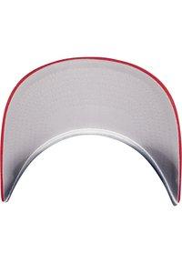 Flexfit - Cap - red/wht - 3