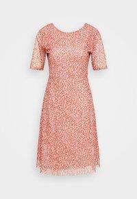 Moss Copenhagen - JAVANA DRESS - Day dress - rose - 4