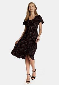 Vive Maria - Day dress - schwarz allover - 3