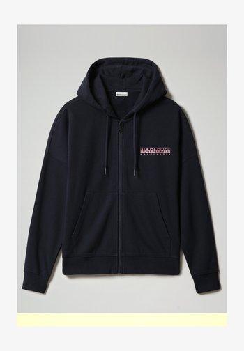 BILEA  - Zip-up hoodie - blu marine