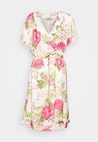 Mos Mosh - TACY ROSE DRESS - Day dress - ecru - 4
