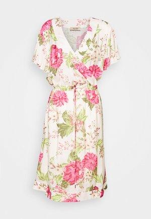 TACY ROSE DRESS - Day dress - ecru