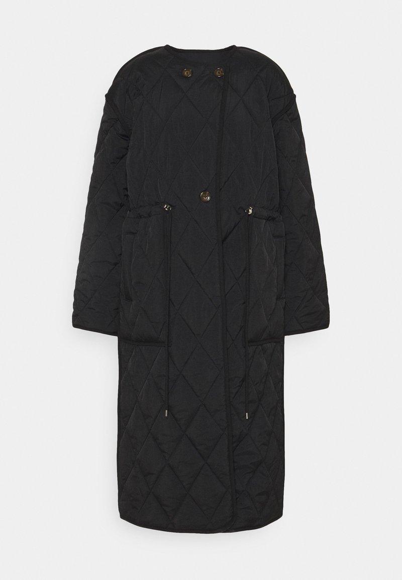 H2O Fagerholt - MAETIF JACKET - Classic coat - black