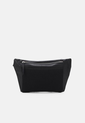 HENRY BUMBAG UNISEX - Bum bag - black