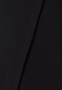 Ivyrevel - WIDE SLIT MAXI SKIRT - Maxi skirt - black - 3