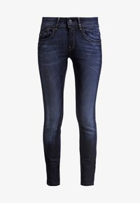 G-Star - LYNN MID SKINNY - Jeans Skinny Fit - blue - 6