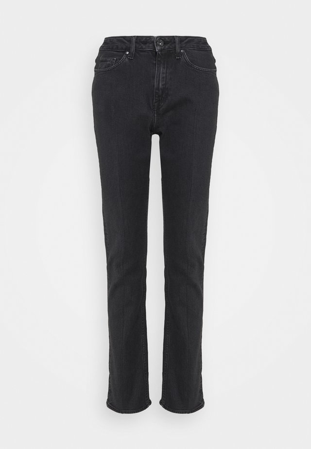 MEG - Straight leg jeans - black