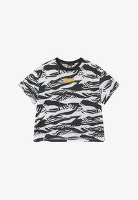 Puma - PUMA X ZALANDO GIRLS TEE - T-shirt print - black - 2