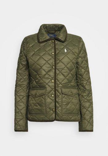 BARN JACKET - Light jacket - expedition olive