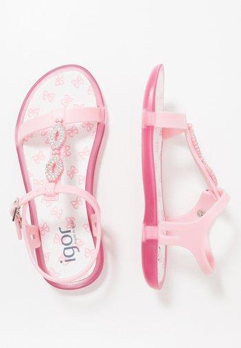 TRICIA BRILLI - Sandals - rosa