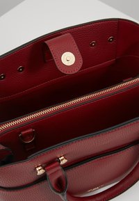 Dune London - DINIDARING SMALL UNLINED - Across body bag - oxblood red - 4