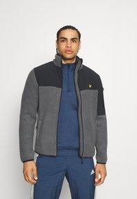 Lyle & Scott - POLARTEC THERMAL  - Fleece jacket - rock grey - 0
