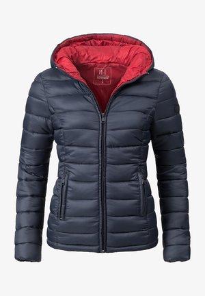 LUCY - Winter jacket - blau