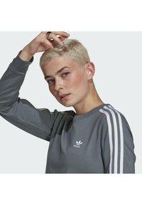 adidas Originals - Long sleeved top - blue oxide - 3