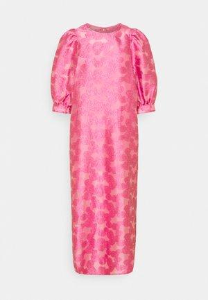CELESTINA LONG DRESS - Occasion wear - bubble gum pink