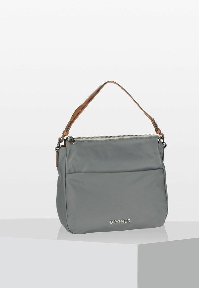 KLOSTERS - Handbag - light grey