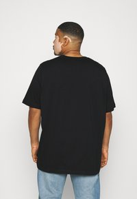 Calvin Klein - LOGO - T-shirt - bas - black - 2