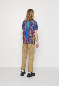 Carlo Colucci - MULTIPACK SET - Print T-shirt - navy - 5