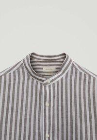 Massimo Dutti - Shirt - brown - 4