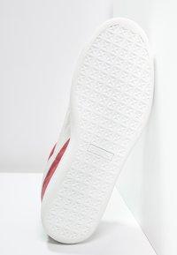 Puma - SUEDE CLASSIC+ - Sneakers - bordeaux/beige - 4
