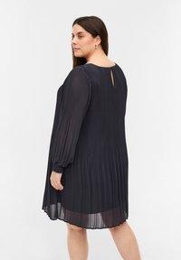 Zizzi - Day dress - dark grey - 2