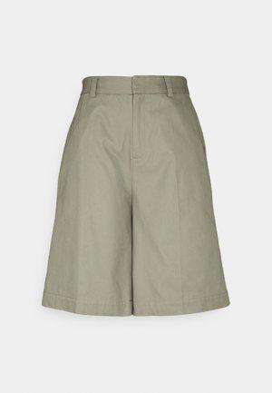HAZEL SHORTS - Shorts - dusk khaki