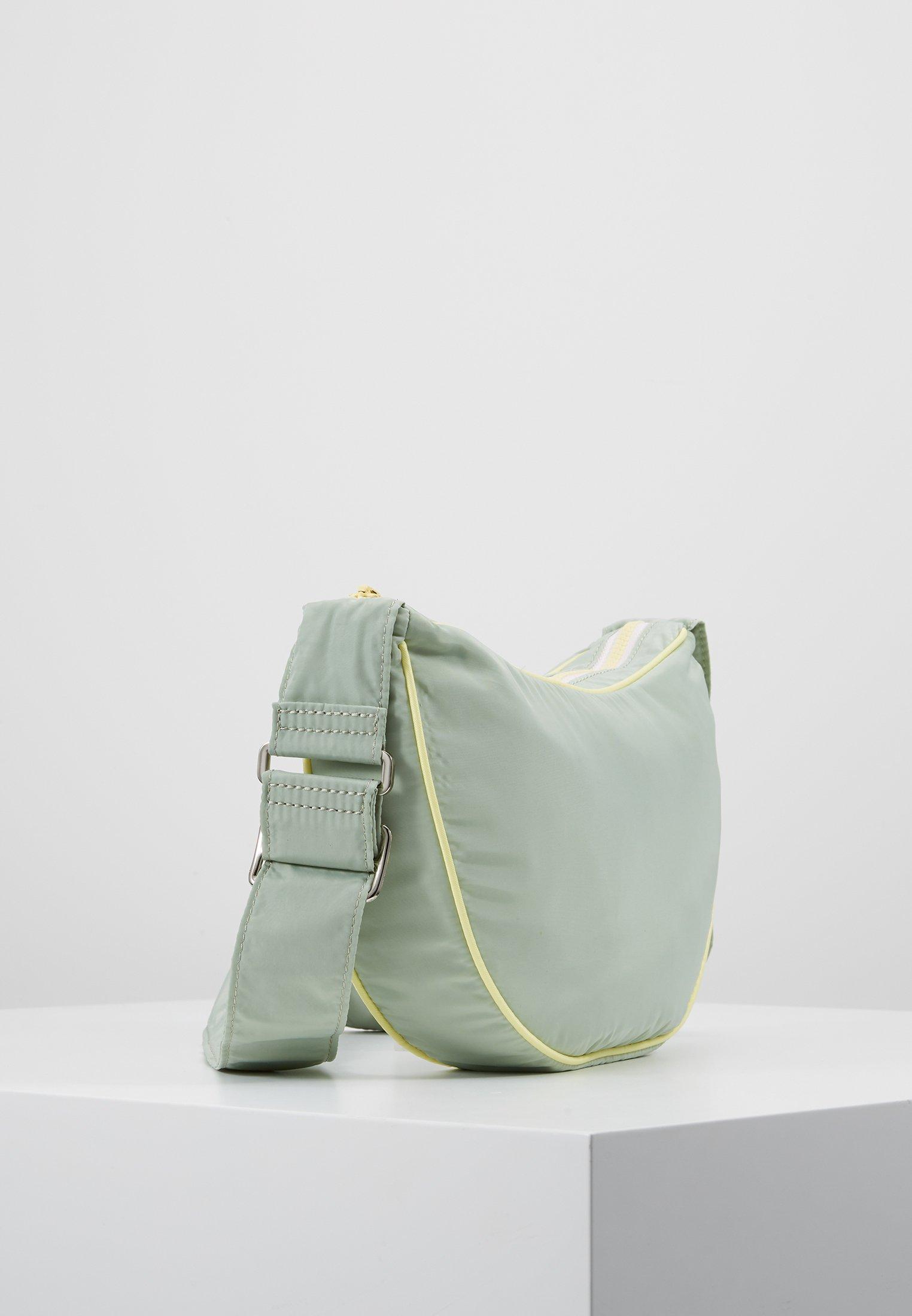 Becksöndergaard MOON BAG - Skulderveske - silt green/lysegrønn OFMdjzMBeYyz3BW