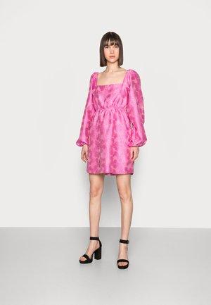 SASHA DRESS - Cocktail dress / Party dress - bubble gum pink